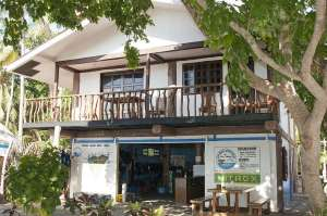 Polaris beach and dive resort inc loon bohol philippines cheap rates 0004