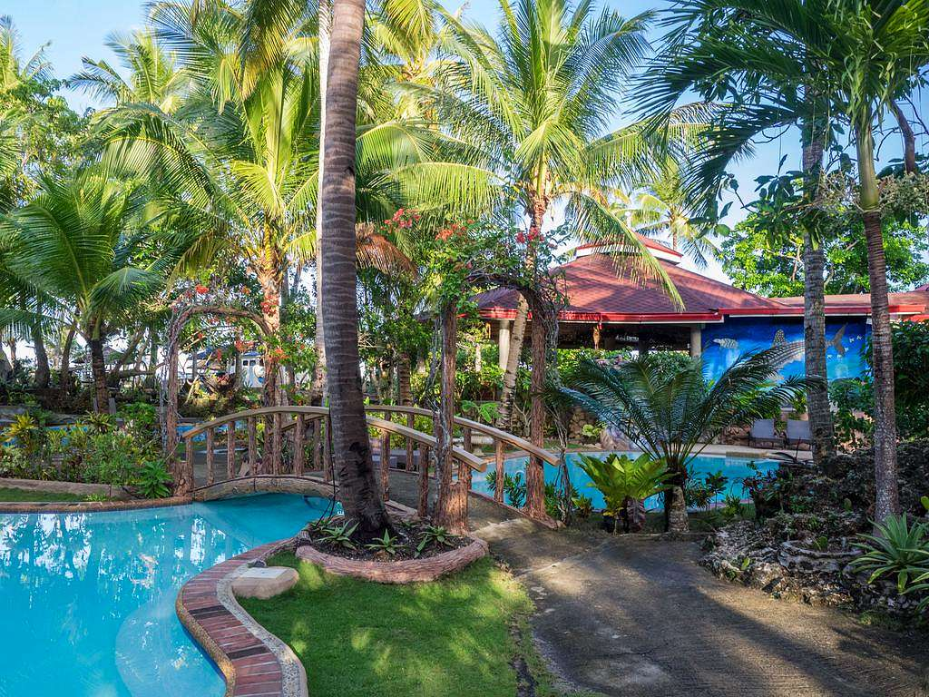 Polaris beach and dive resort inc loon bohol philippines cheap rates 0009