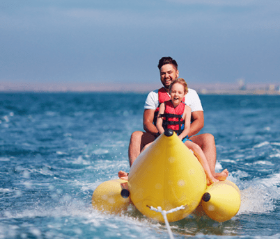 Water Activities at SPI