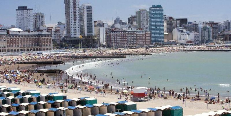 Mar del Plata analiza regular el ingreso de turistas para la temporada