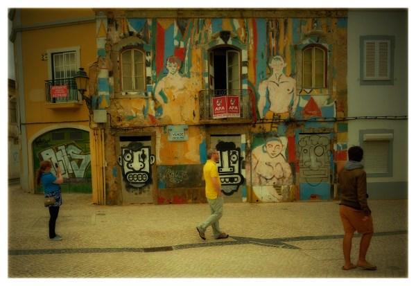 Streetart Faro