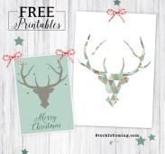 christmas-printables-modern-deer-antlers