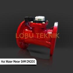 water meter air panas shm dn200