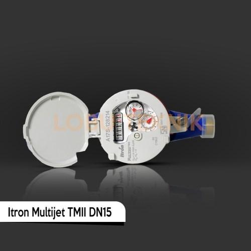 water meter itron multijet tmii dn15