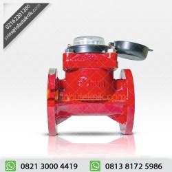 water meter air panas shm dn80