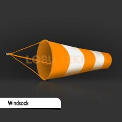 Windsock penunjuk arah angin