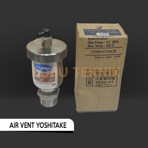 Air Vent Yoshitake TA 22ml
