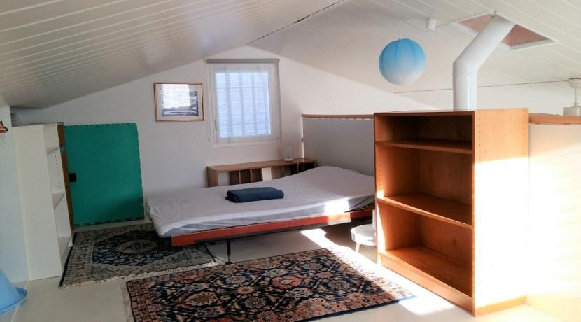 mezzanine, coté lit 45