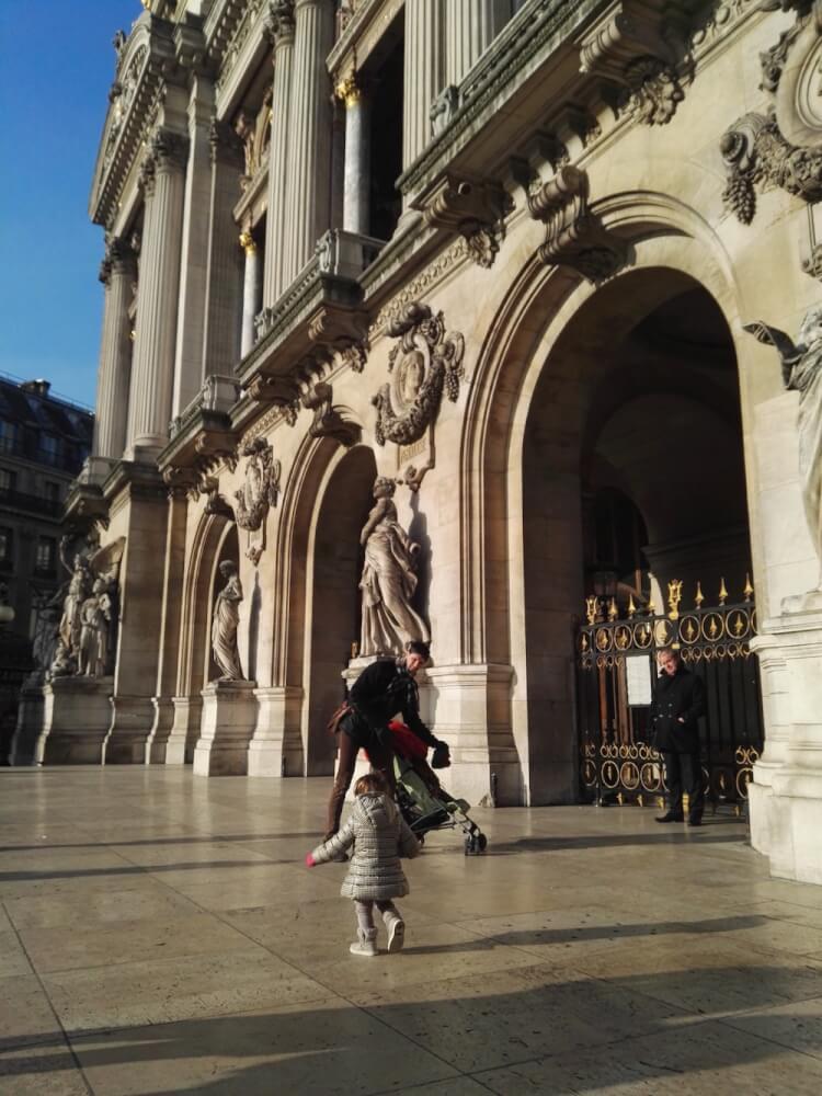 Paris con Niños