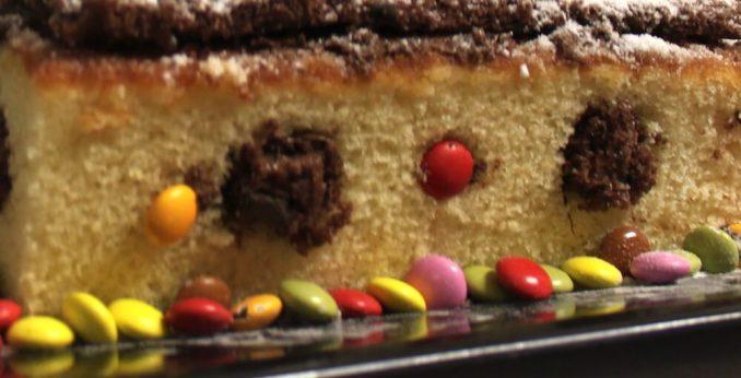 como hacer un pastel con niños 7