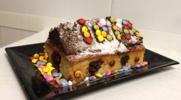como hacer un pastel con niños 8