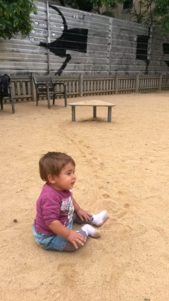 bebe caminar 16 meses