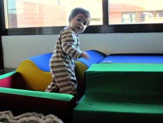 bebe no camina a los 16 meses