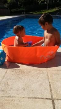 piscina plegable