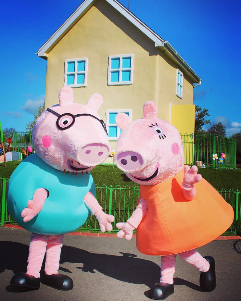 peppa pig park paulton uk 5