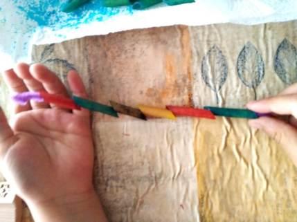 como pintar macarrones 6