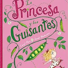 cuentos infantiles libro princesa y guisante