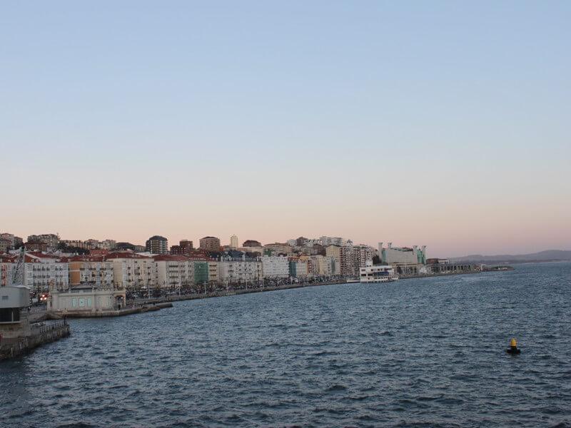 santander puesta de sol