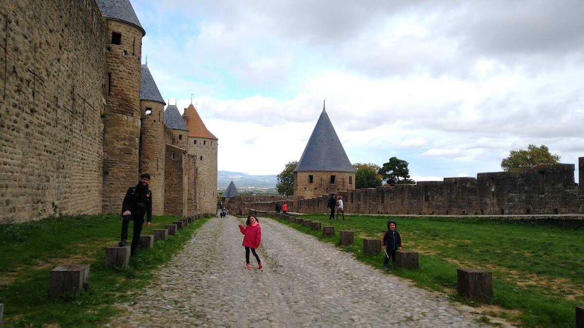 carcassonne murallas 1