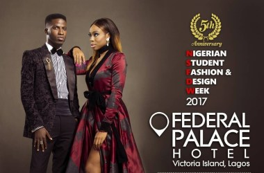 Nigerian Student Fashion & Design Week 2017