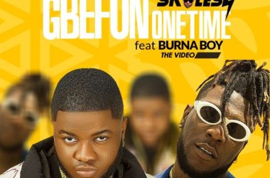Skales - Gbefun Onetime ft. Burna Boy