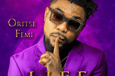 Oritse Femi Releases Artwork and Tracklist for his Forthcoming Album