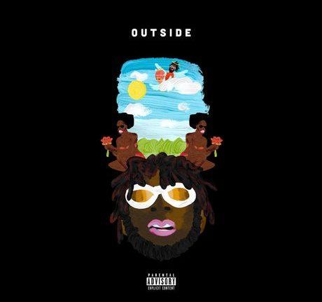 Burna Boy - Outsid Cover