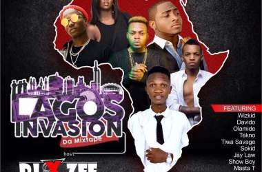 DJ Xzee - Lagos Invasion Mixtape