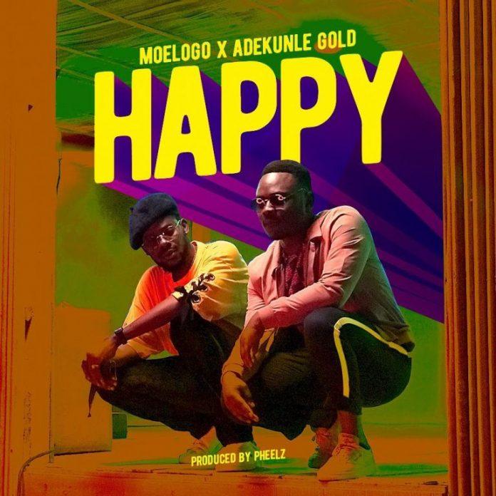 Moelogo X Adekunle Gold - Happy