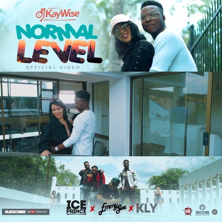 DJ Kaywise Ft. Ice Prince, Kly, Emmy Gee – Normal Level