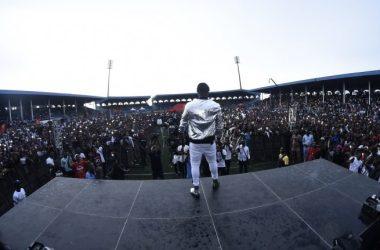 Harrysong sells out the 40k capacity Warri City Stadium