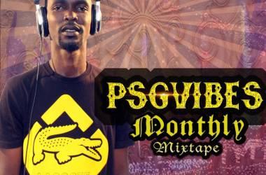 Int'l DJ Prince - PSGVIBES MIXTAPE