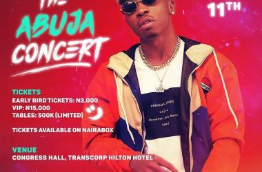 Mayorkun Live (The Abuja Concert)