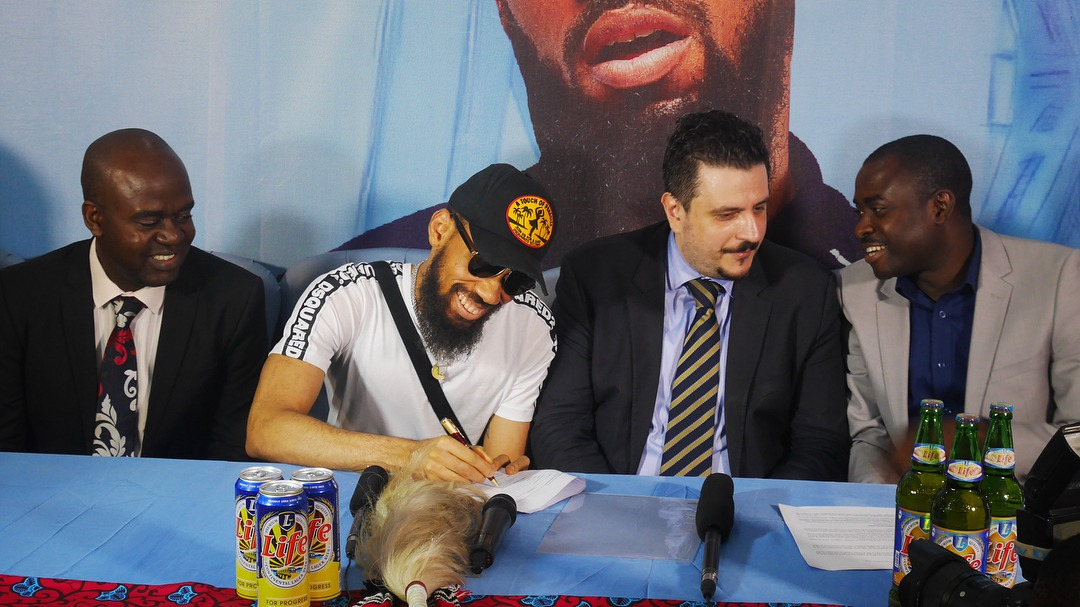 Phyno Lands Endorsement Deal With Life Lager