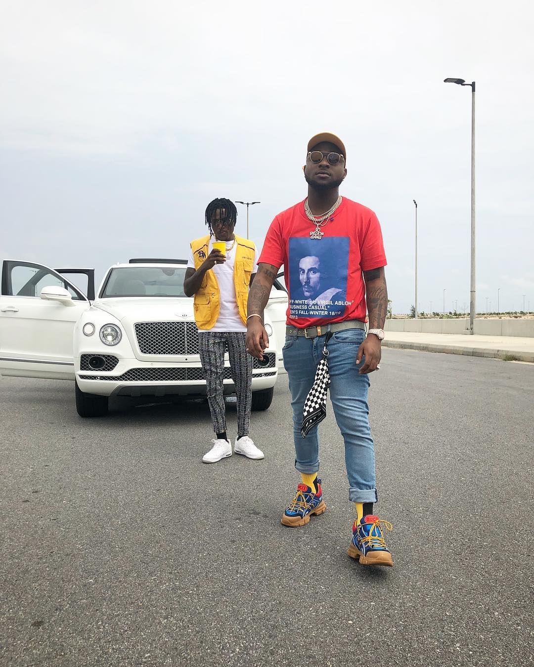 Davido Set To Team Up With Idowest On A New Song