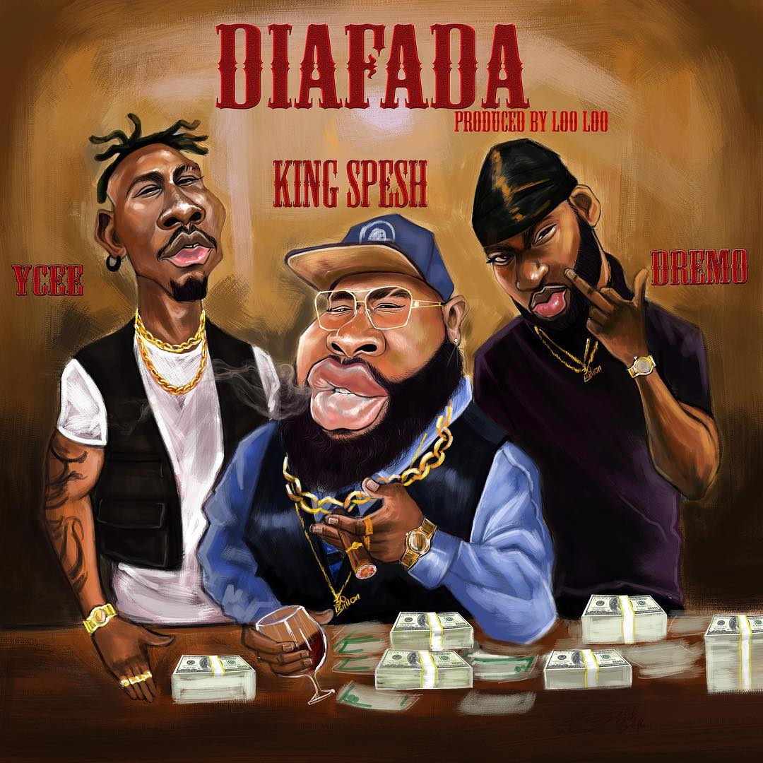 King Spesh ft. Dremo X Ycee – Dia Fada