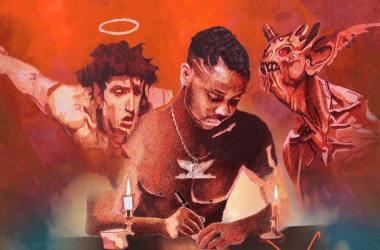 "Kizz Daniel Unveils Artwork For ""No Bad Songz"" Album"