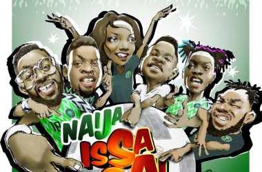 Naira Marley, Falz, Olamide, Simi, Lil Kesh & Slimcase - Naija Issa Goal (Remix)
