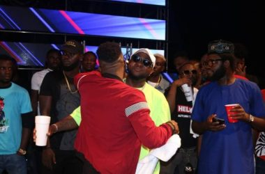 DJ Kaywise, Davido, Zlatan Ibile Shut Down Ibadan At Mayorkun's Concert