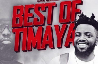 Best Of Timaya Mixtape Hosted By DJ Jizzi