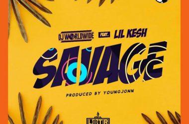 DJ Worldwide – Savage ft. Lil kesh & Young Jonn