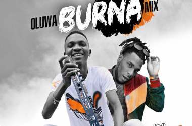 Oluwa Burna Mix - Hosted By DJ Xzee