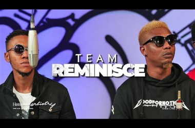 Team Reminisce Stun On The Hennessy Cypher