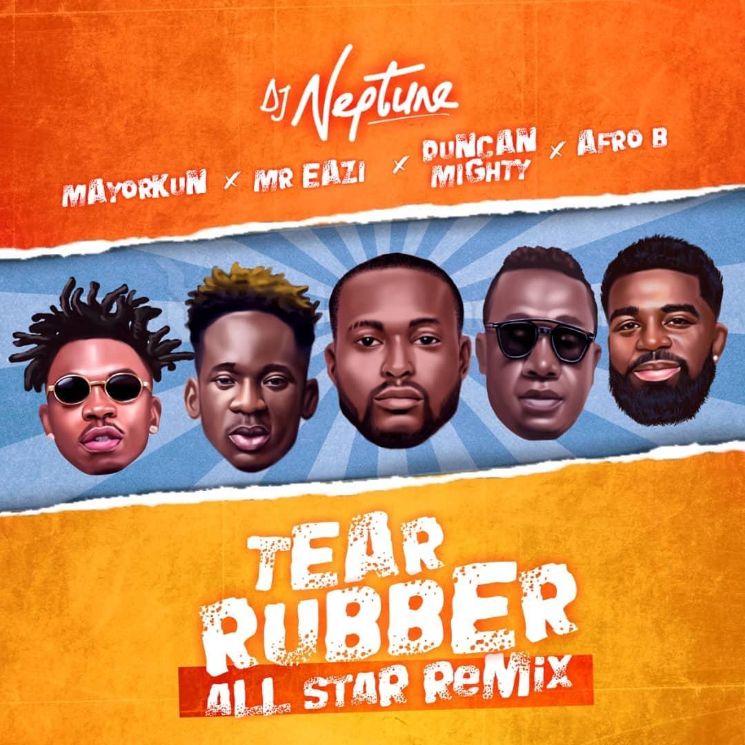DJ Neptune – Tear Rubber (All Star Remix)