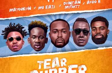 DJ Neptune – Tear Rubber (All Star Remix)