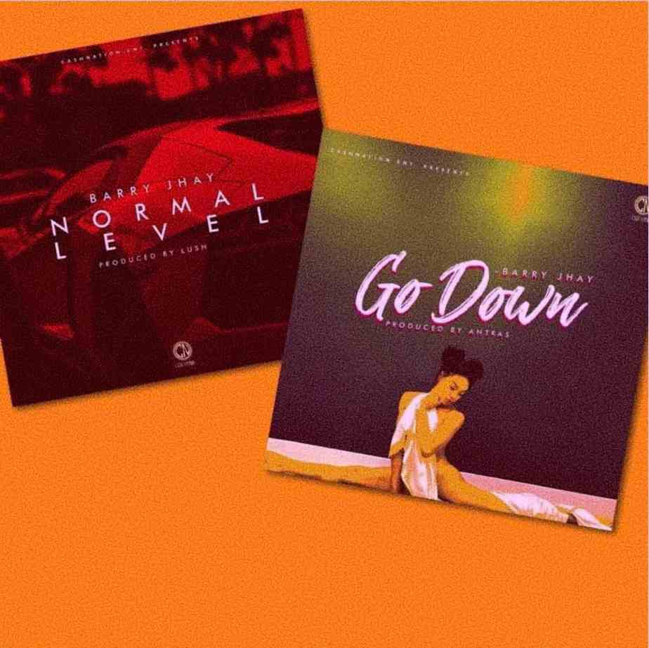 Barry Jhay – Normal Level + Go Down