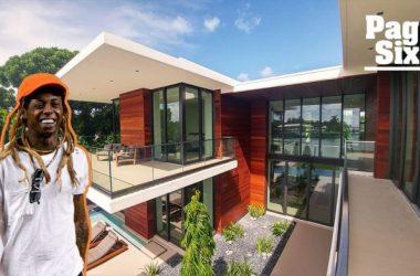 Inside Lil Wayne's New $17Million Miami Beach Mansion