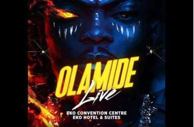Olamide Live in Concert 2018