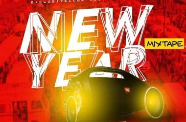 Exclusiveclue x DJ Sidez – New Year Mixtape