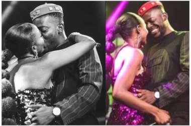 Simi and Adekunle Gold